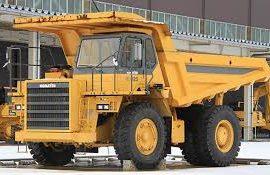 پاورپوینت ماشین آلات راهسازی و ساختمانی – کامیون ها