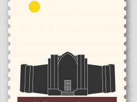 وکتور مسجد کبود تبریز