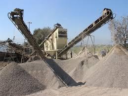 پاورپوینت ماشین آلات راهسازی و ساختمانی – کارخانه سنگ شکن