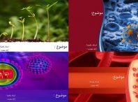 چهار قالب پاورپوینت آماده زیست شناسی